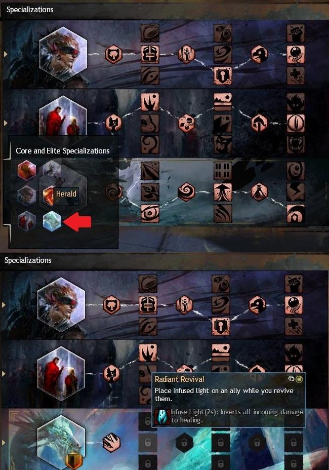 Guild Wars 2: Activating your Elite Spec - Gaming - Strats: Forum